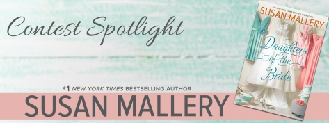 new susan mallery preorder contest